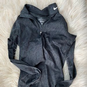 Nike Therma-Fit black pullover